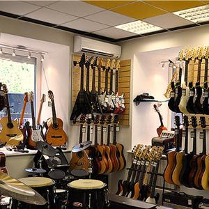 Музыкальные магазины Починок
