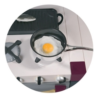 Ресторан-клуб Шашлычный дворик - иконка «кухня» в Починках